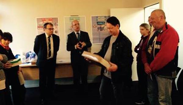 Soirée de remise des prix ACEF à Bourges