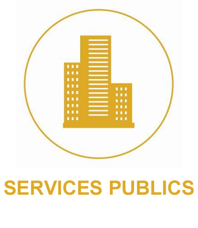 Les maisons de services au public en question